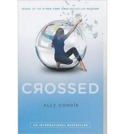 Portada del libro Crossed (Matched) by Condie, Ally (2013) Paperback