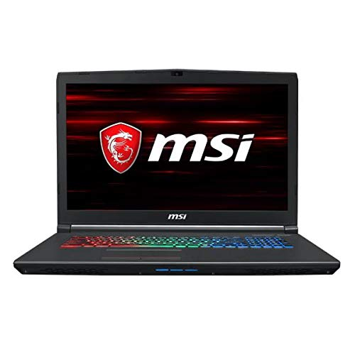 MSI GF72 i7 17.3 inch HDD+SSD Black