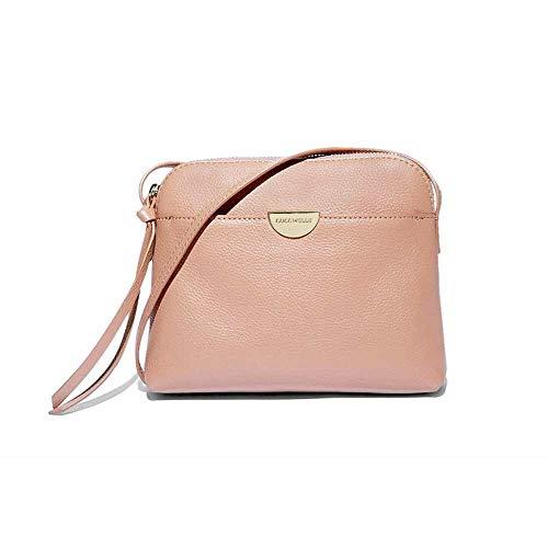Coccinelle Mini Half Crossbody Bag Pivoine
