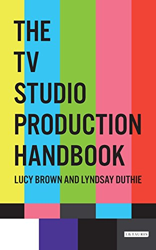 The TV Studio Production Handbook por Lucy Brown