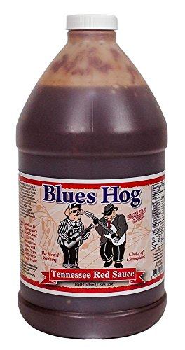 Blues Hog 'Tennessee Red' BBQ Sauce - 1.893 l (½ US Gal - 64 oz) -