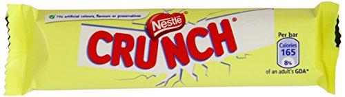 Nestlé Crunch White Chocolate Bar 33 g (Pack of 36)