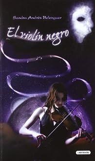El Violín Negro par Sandra Andrés Belenguer