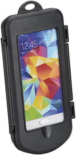 """hr-imotion universal wasserdichte Fahrradhalterung für z. B. Apple iPhone 7/8 [Größe: M (bis 5.7"""" Diagonale) I IPX 4 geschützt I Made in Germany I 4QuickFix I Bike Navigation] - 23010601"""