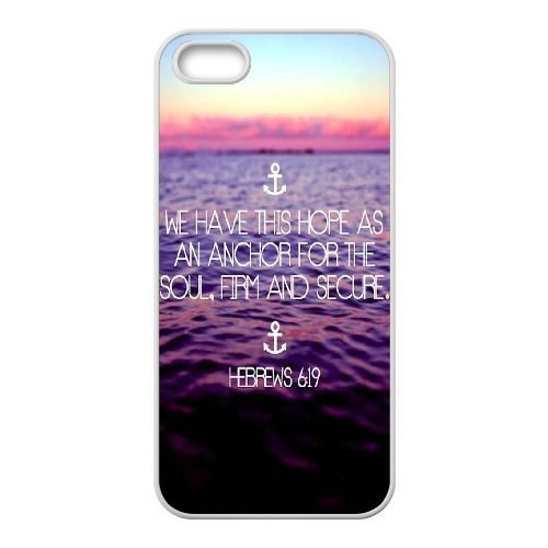 Bible Verses Christian Quotes DIY Case Cover for Iphone 5,5S,Bible Verses Christian Quotes custom case cover