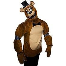 Five Nights at Freddys Adult Freddy Fancy dress costume Standard