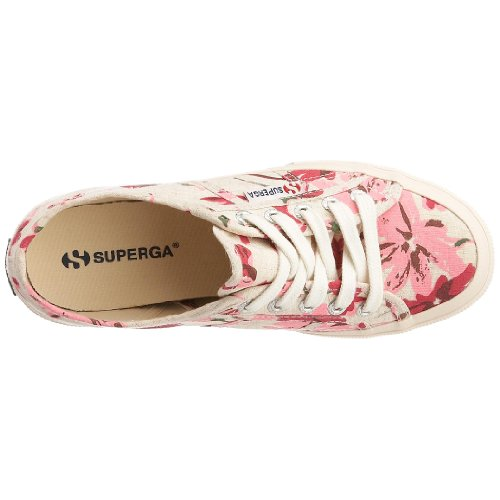 Superga2750-PAIWREFLEX - Scarpe da Ginnastica Basse Donna Pink
