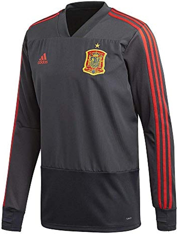 Adidas Fef TR Top – – – Scarpe da Calcio, Uomo, Grigio, (Grpudg grinoc Rosso) | Conveniente  | Uomo/Donne Scarpa  674811