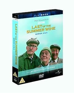 Last of the Summer Wine - Series 3 & 4 [DVD] [1976] [1973]