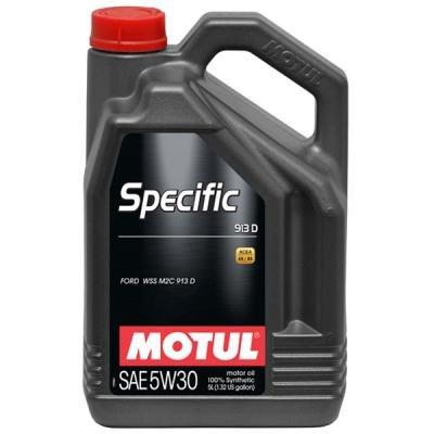 Olio motore MOTUL 104560Specific 913d 5W-30olio motore 5