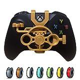 Xbox One S/X Mini-Lenkrad, Xbox One Controller, Ersatzzubehör für alle Xbox Rennspiele...