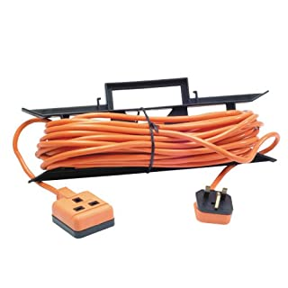 Masterplug Extension Lead 15 m On H Frame