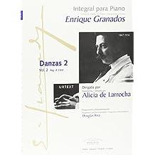 Integral para piano Enrique Granados: Danzas 2