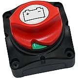 MagiDeal Coupe Batterie 400A Interrupteur de Batterie pour Voiture Bateau Treuil