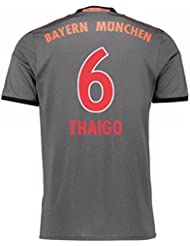 2016-17 Bayern Munich Away Shirt (Thaigo 6)