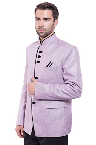 Wintage - Blazer - Homme Violet - Violett - Purpleish