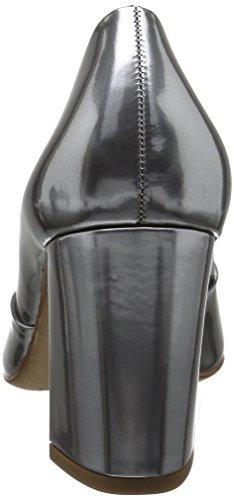 HÖGL 3-10 7504 7600, Scarpe con Tacco Donna Argento (Silber7600)