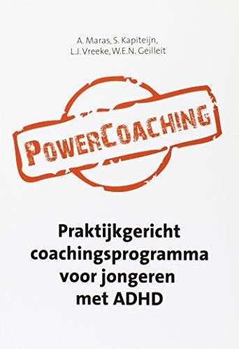PowerCoaching: trainingsprogramma voor jongeren met ADHD