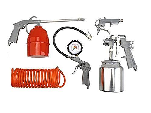 Kit Accesorios compresor 5 Elementos