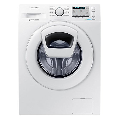 Samsung WW70K5413WW ECOBUBBLE 1400rpm AddWash™ Washing Machine 7kg Load Class A+++