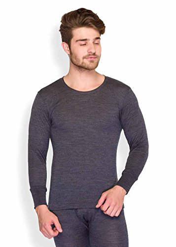 Park Avenue Dark Grey Thermal Top