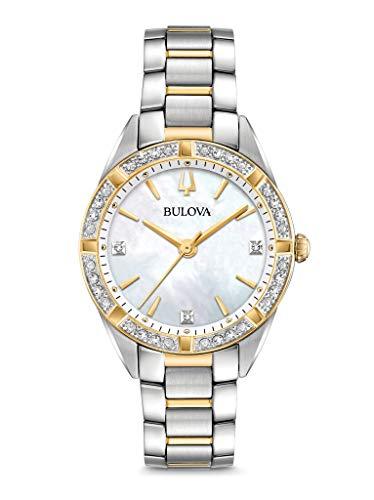 Bulova Armbanduhr 98R263
