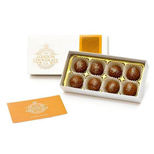 The London Chocolate Company - Prosecco Truffles Gift Box, 110g