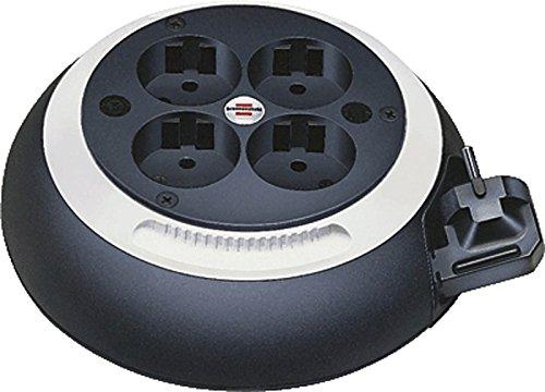 Preisvergleich Produktbild Kabelbox Comfort Line,  schwarz / weiß