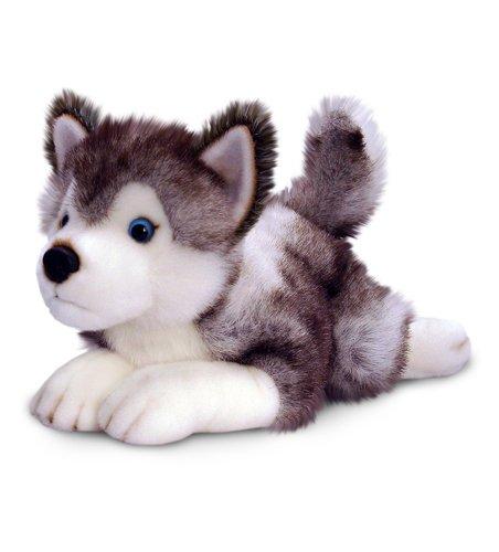 Keel Toys 65872 - Storm, Husky di peluche 45 cm
