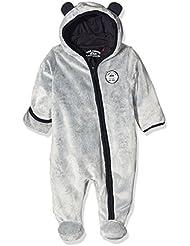 s.Oliver Baby-Jungen Playsuit in Teddyplüsch
