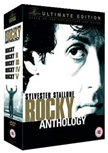 The Rocky Anthology (Ultimate Edition 6 Disc Box Set) (5.1/DTS) [DVD] [2005]