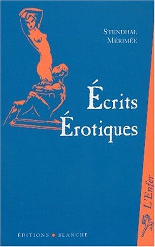 Ecrits érotiques