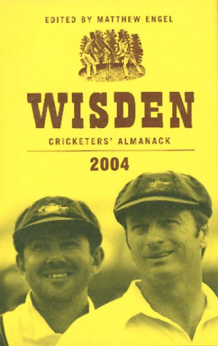 Wisden Cricketers' Almanack 2004