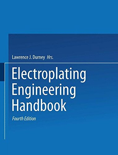 Electroplating Engineering Handbook