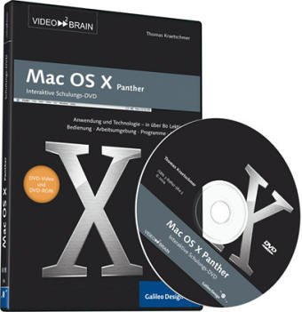 Mac OS X Panther - Interaktive Schulungs-DVD