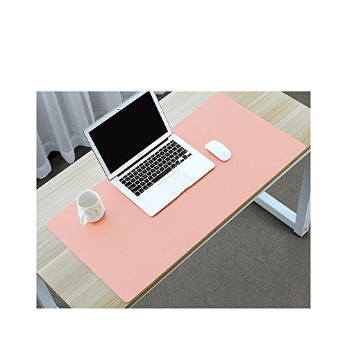 Office Komfort Leder Mauspad - Maus / Schreib- / Schreibunterlage - Büroschreibtischmatte - für Schreibtisch und Haus - Laptop-Tabellen-Matte - Büro- und Zuhause-Multifunktions- Schreibtischbegleiter