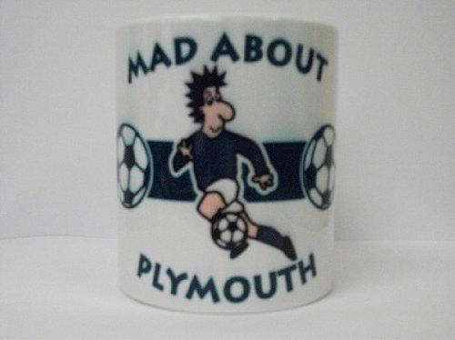 plymouth-argyle-football-mug-cup-sports-memorabilia