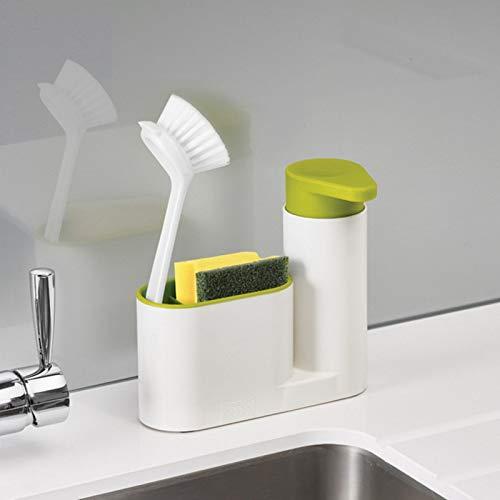 Tyro - Dispensador de jabón líquido para champú y Ducha (plástico)