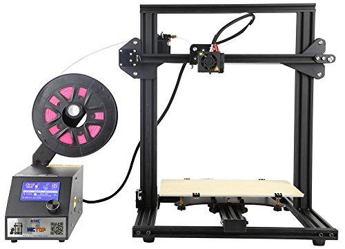 Creality CR-10 Mini Imprimante 3D Prusa I3 Kit de bricolage Aluminium Bureau Nouveau 300x220x300mm HICTOP