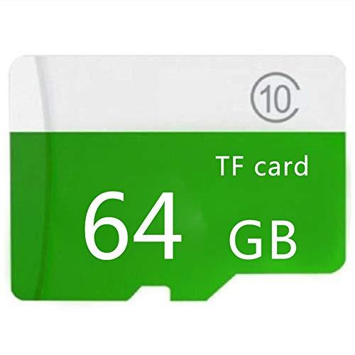64G 128GB TF Micro SD Clase 10 Tarjetas MicroSD