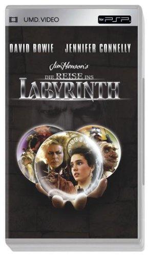 Die Reise ins Labyrinth [UMD Universal Media Disc]