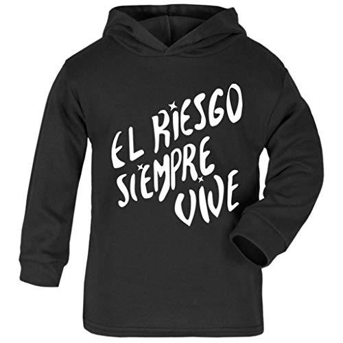 Aliens EL Riesgo Siempre Vive Private Vasquez Baby and Kids Hooded Sweatshirt (Private Kleinkind Kostüm)
