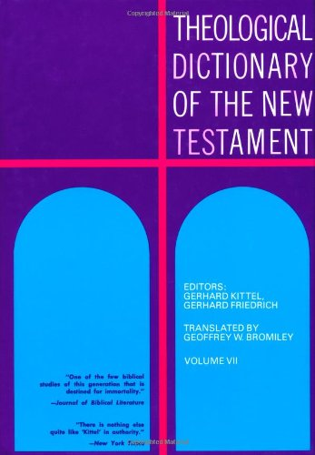 Neue Kittel (Theological Dictionary of the New Testament)