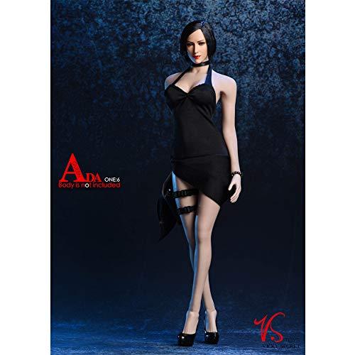 SZDM 1/6 Ada's Kleid Abendkleid Action Doll Kostüm Für HT VERYCOOL TTL Play PHICEN - Doll Kleid Kostüm