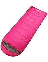 sac de couchage Four Seasons épais sac chaud extérieur sommeil camping adulte sac ultra-léger portable imperméable à l'eau de couchage en coton creux sac de couchage en plein air