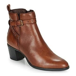 betty london Lavanda Ankle Boots/Boots Femmes Cognac Ankle Boots 5