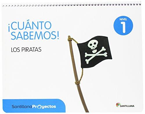 Cuanto sabemos nivel 1 los piratas