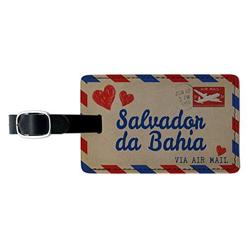 air-mail-postcard-love-for-salvador-da-bahia-leather-luggage-id-tag-suitcase
