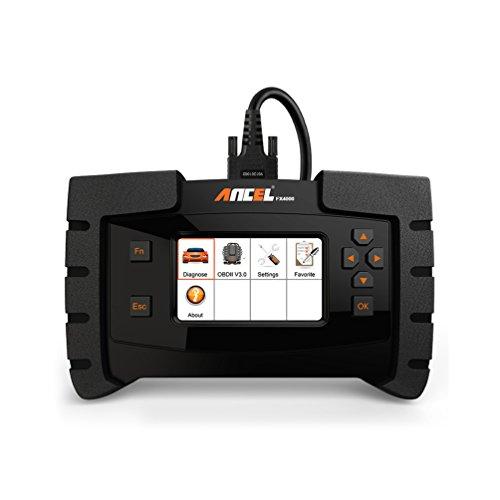 ANCEL FX4000 Tout Système Automobile OBD2 Scanner Voiture OBDII Lecteur de Code de Défaut Véhicule Outil de Diagnostic