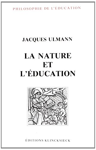 la nature et l'education